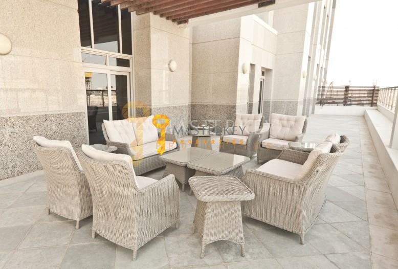 Planned Dual Floor 4 BR Terrace + Balcony