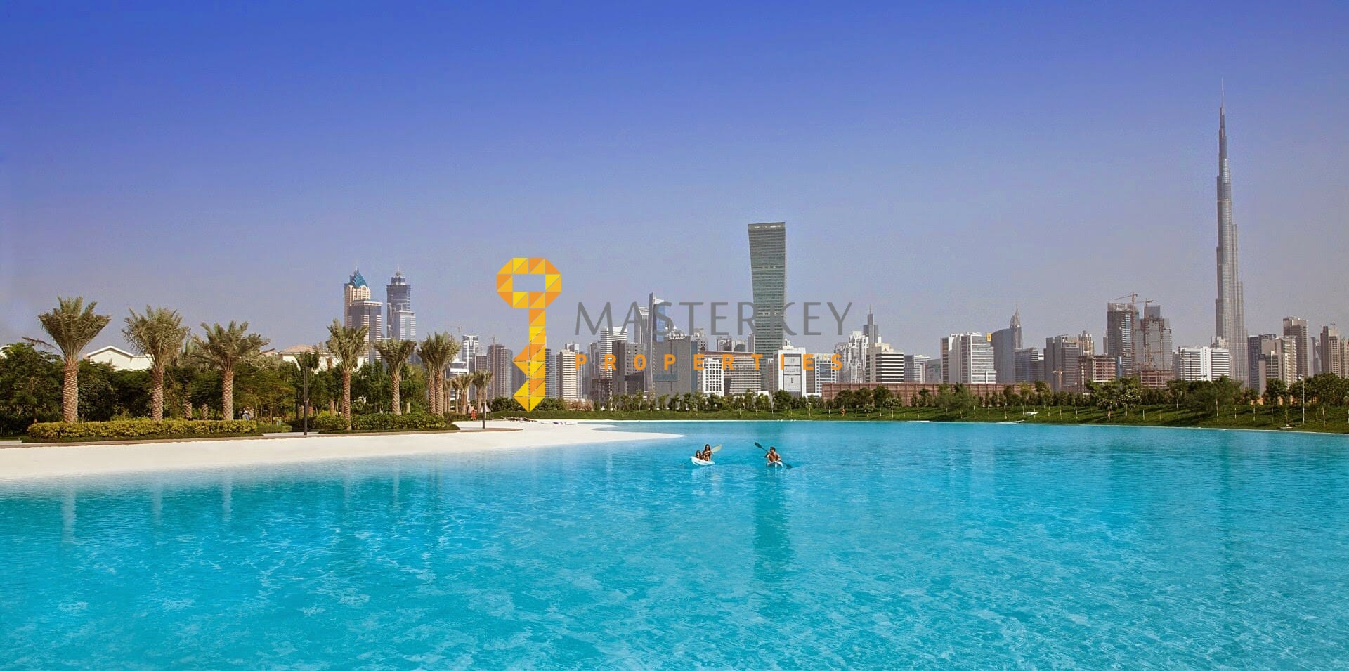 Contemporary | Vacant | Burj Khalifa view