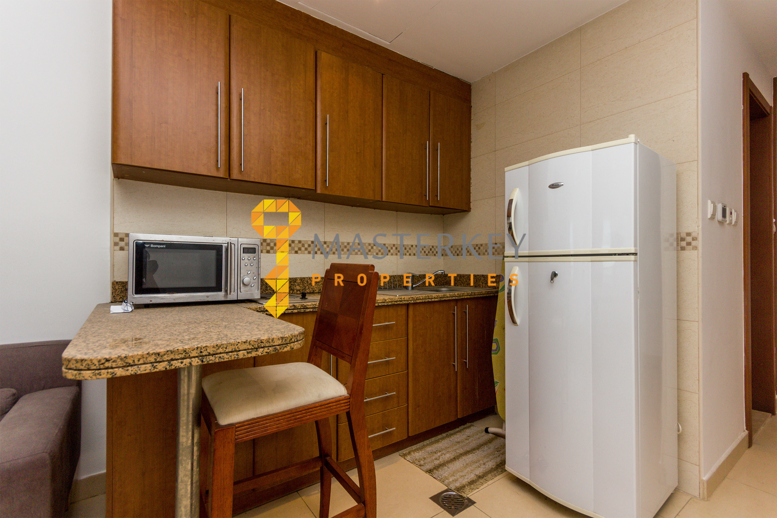 Fully Furnished| Balcony | Close To Metro