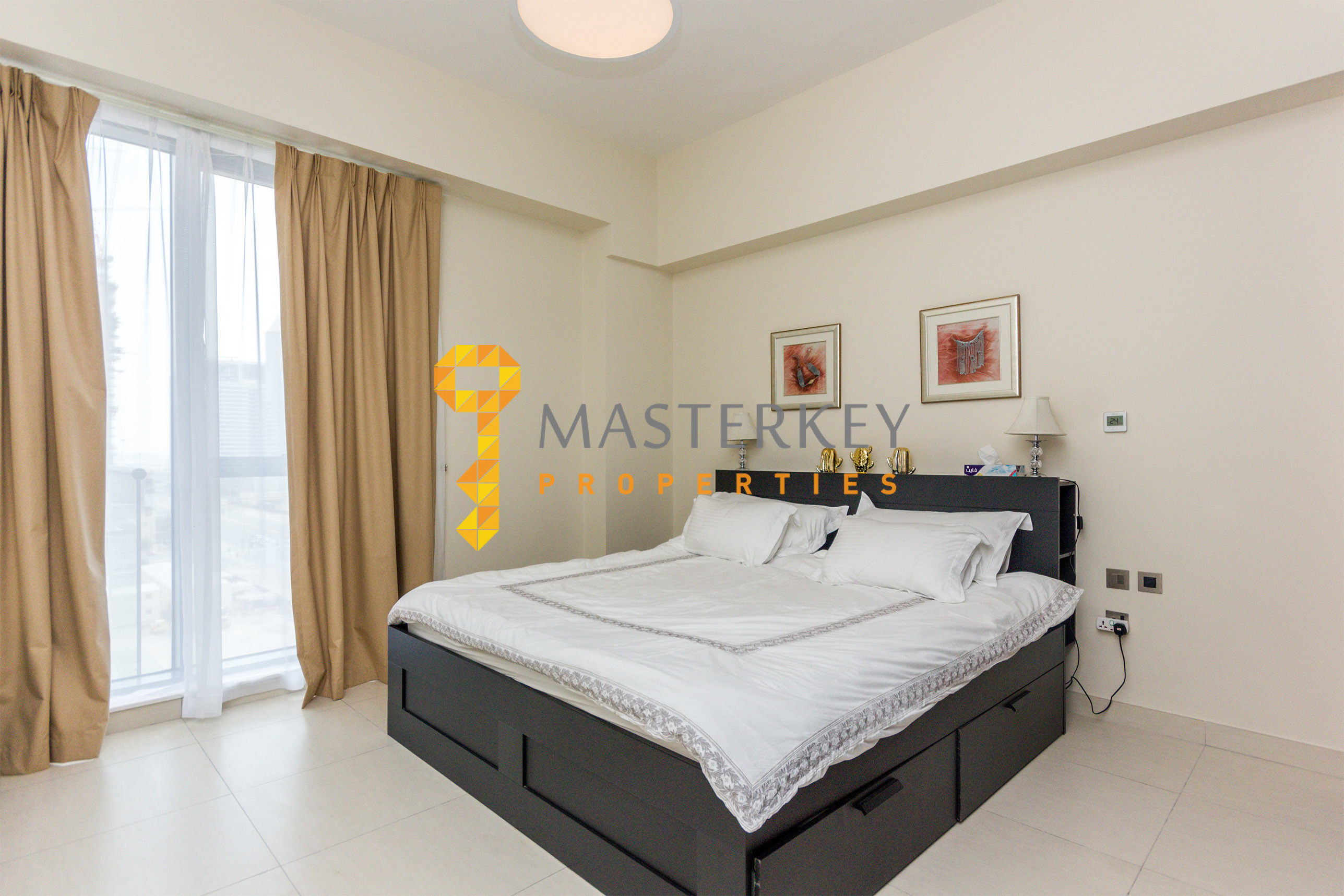 Luxury Furnished| Dewa & Chiller Included