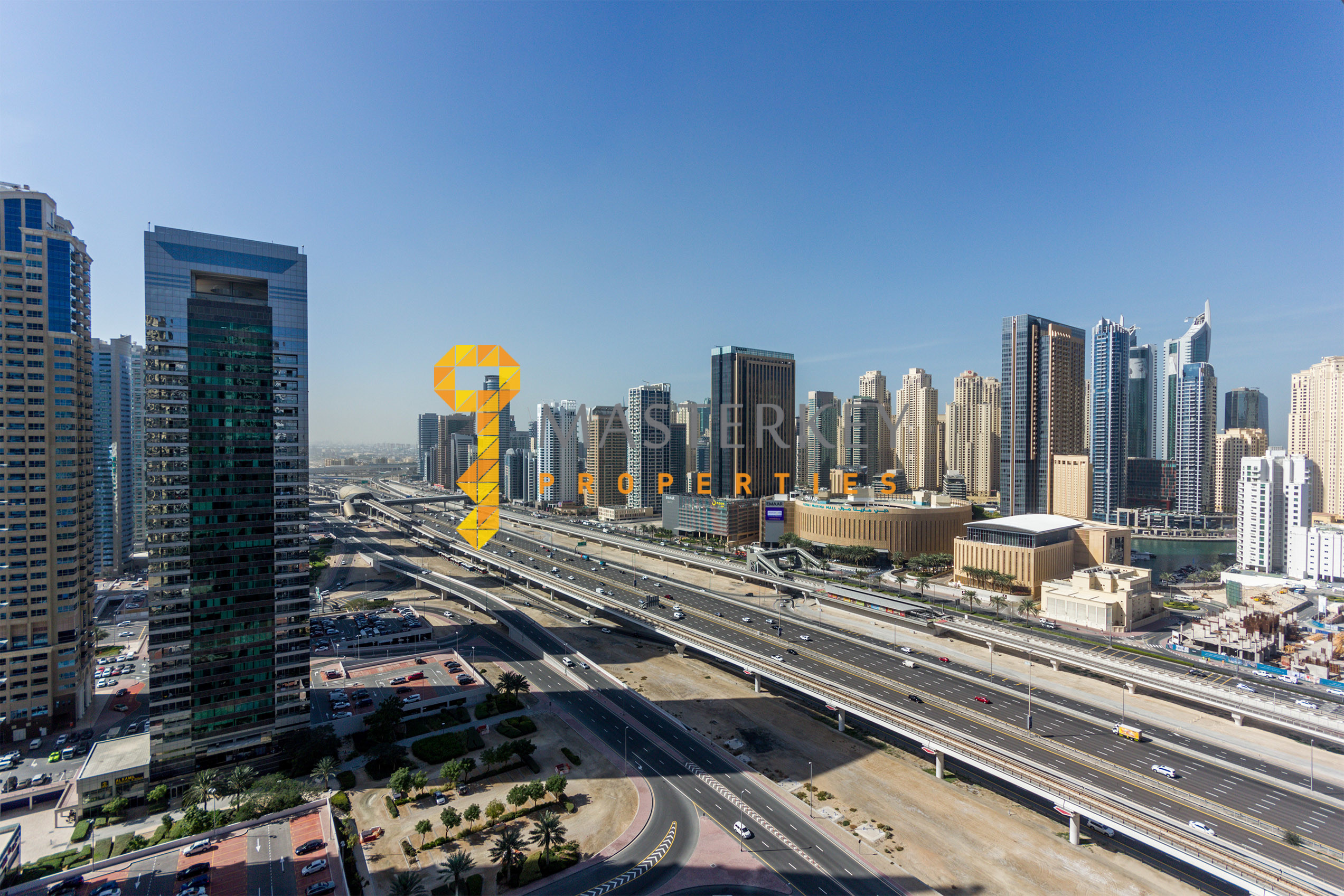Furnished Studio in JLT| Close To Metro|Balcony