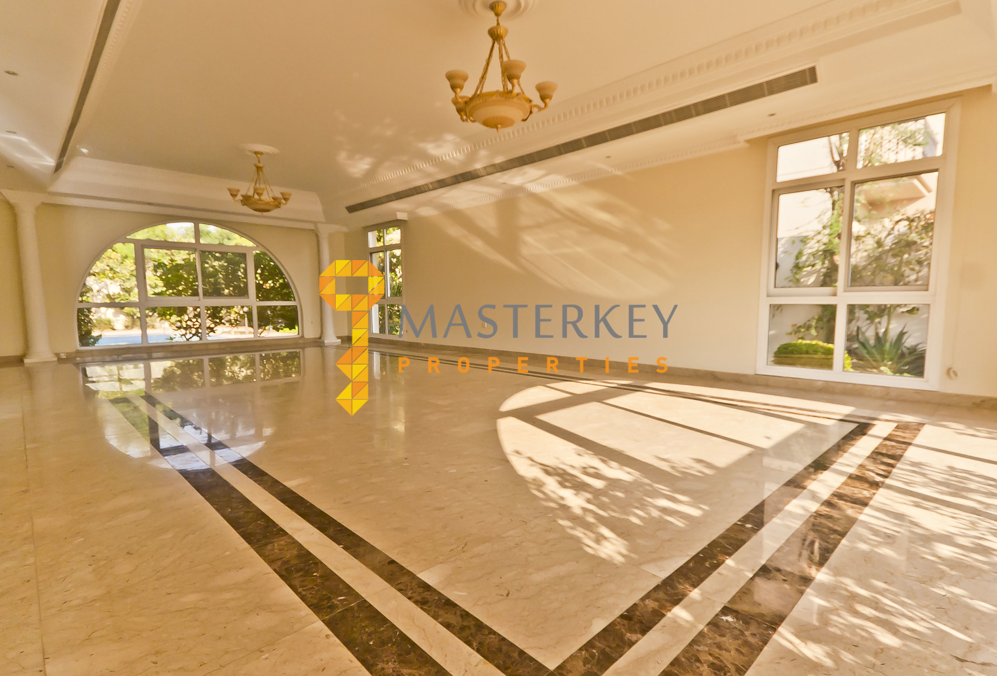 Graceful Villa with Landscaped Garden & Pool
