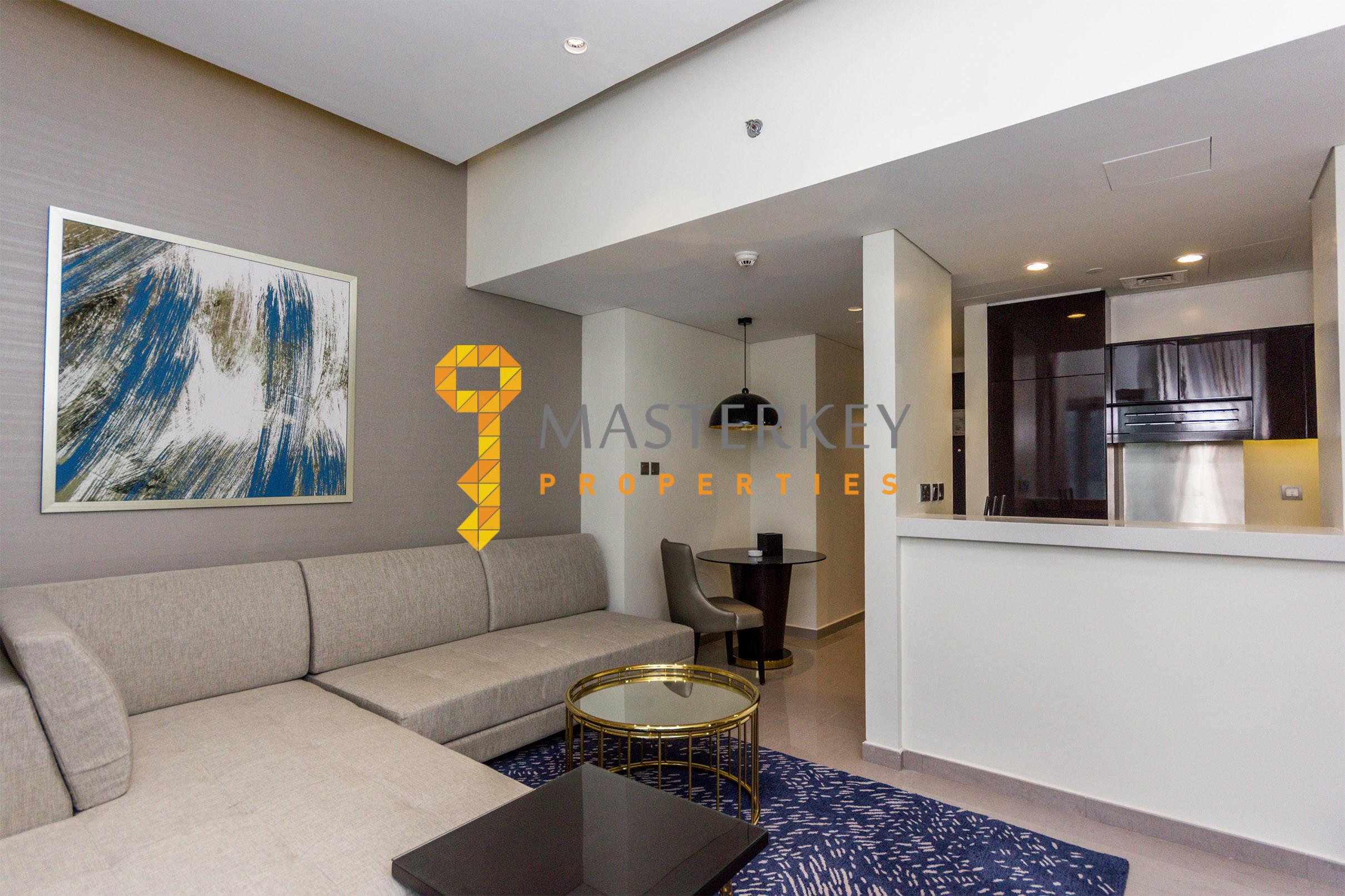 Downtown| DAMAC | NEW Furnished Hotel Apt