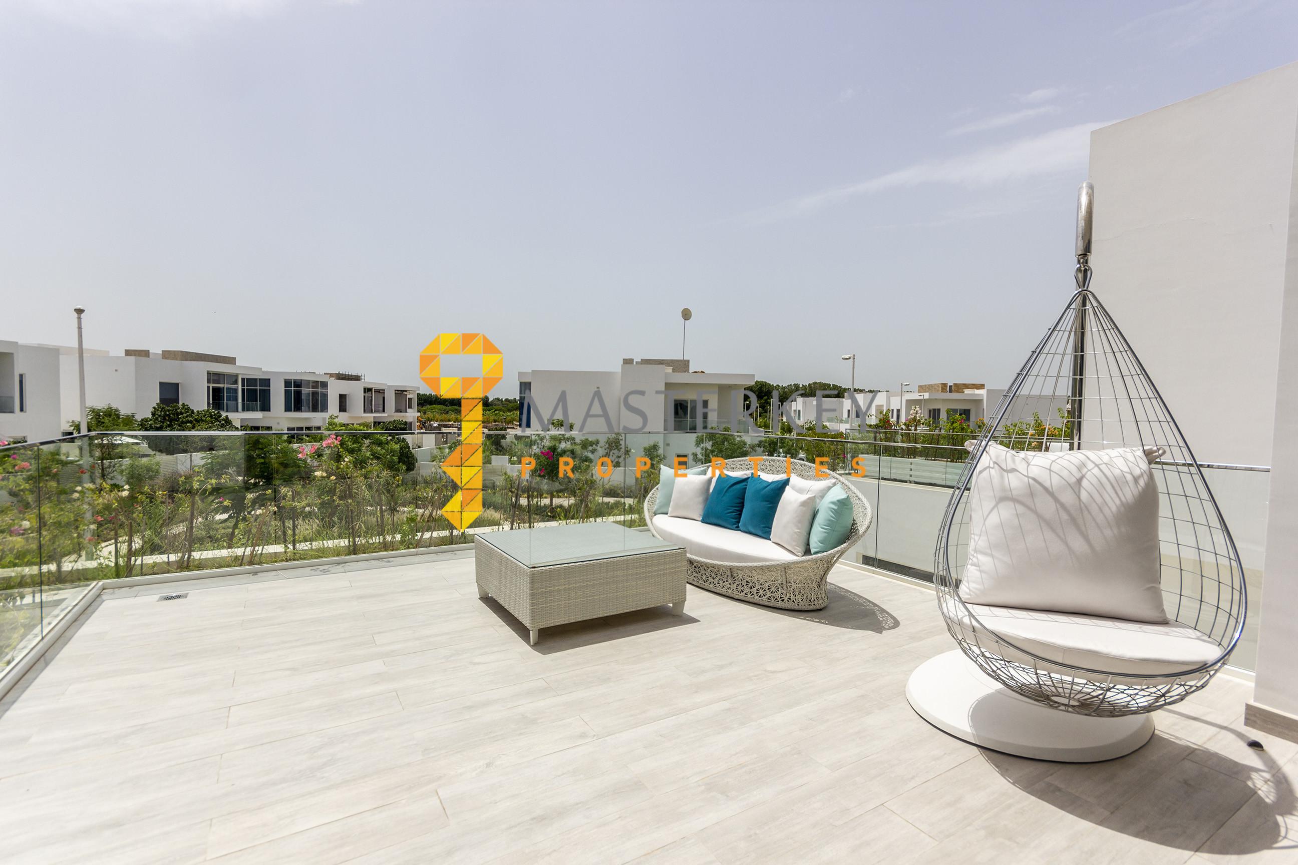 Neat and Luxury | the Green Heart of Dubai
