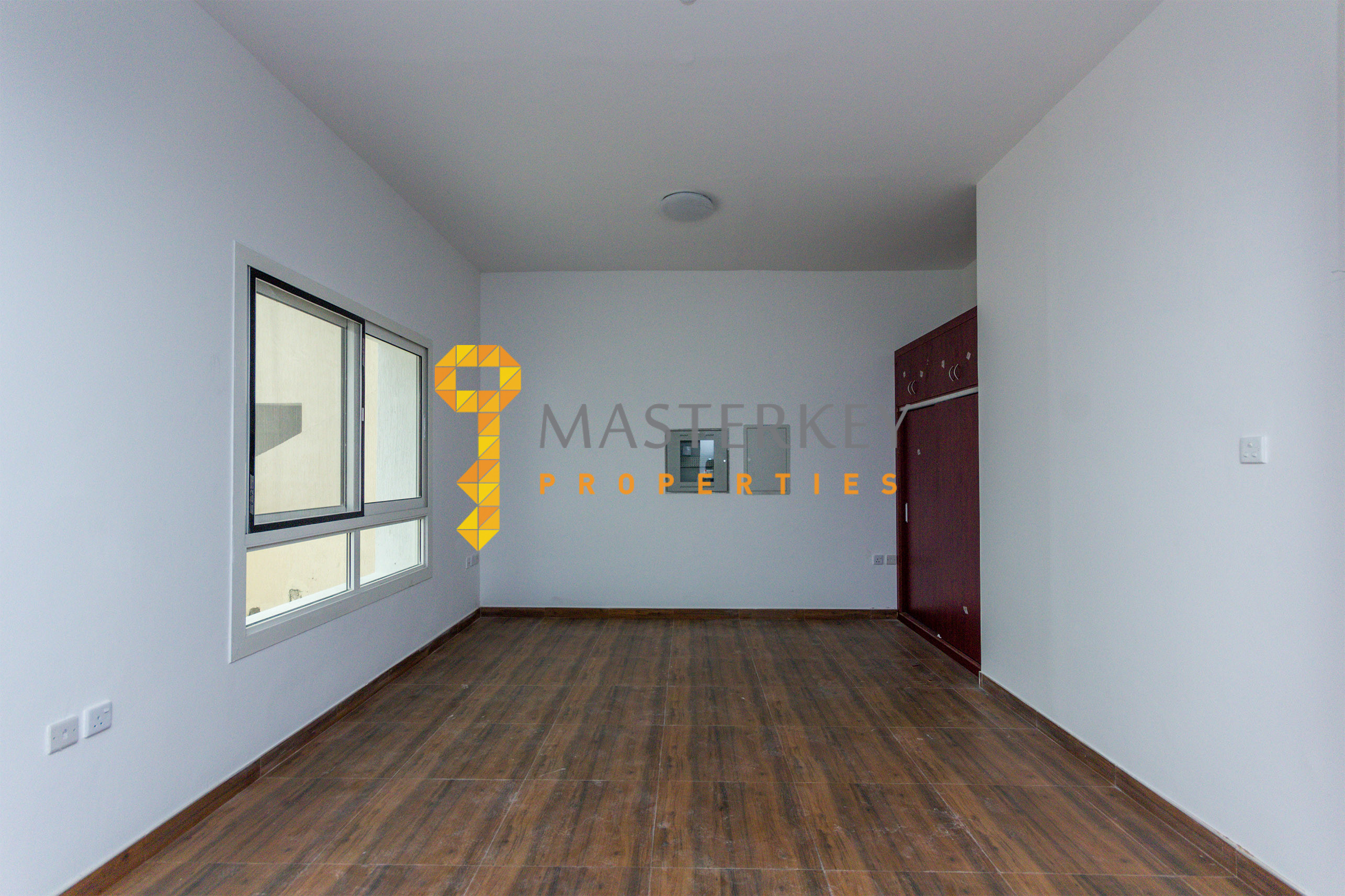large studio| With Big Huge Terrace| One Month Free