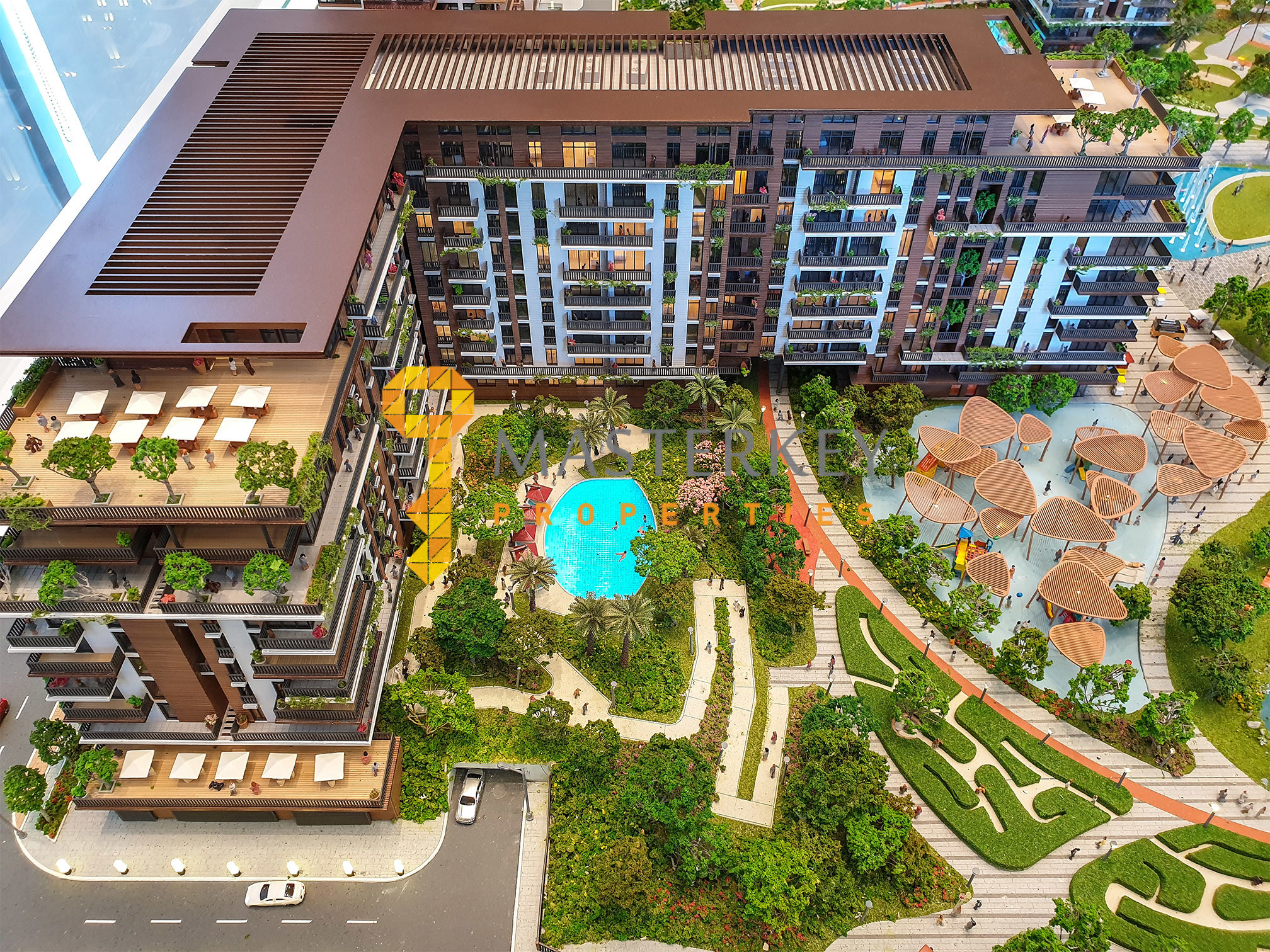 Central Park|5% Booking|40-60 Payment Plan