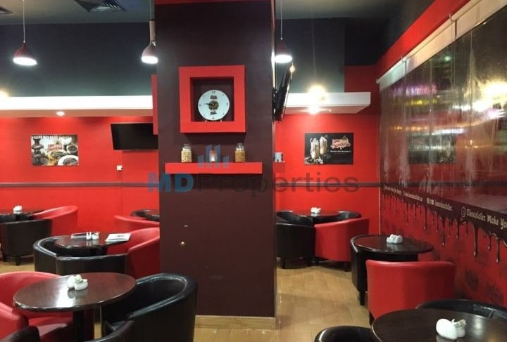 Running Cafe Busines In Sharjah for Rent