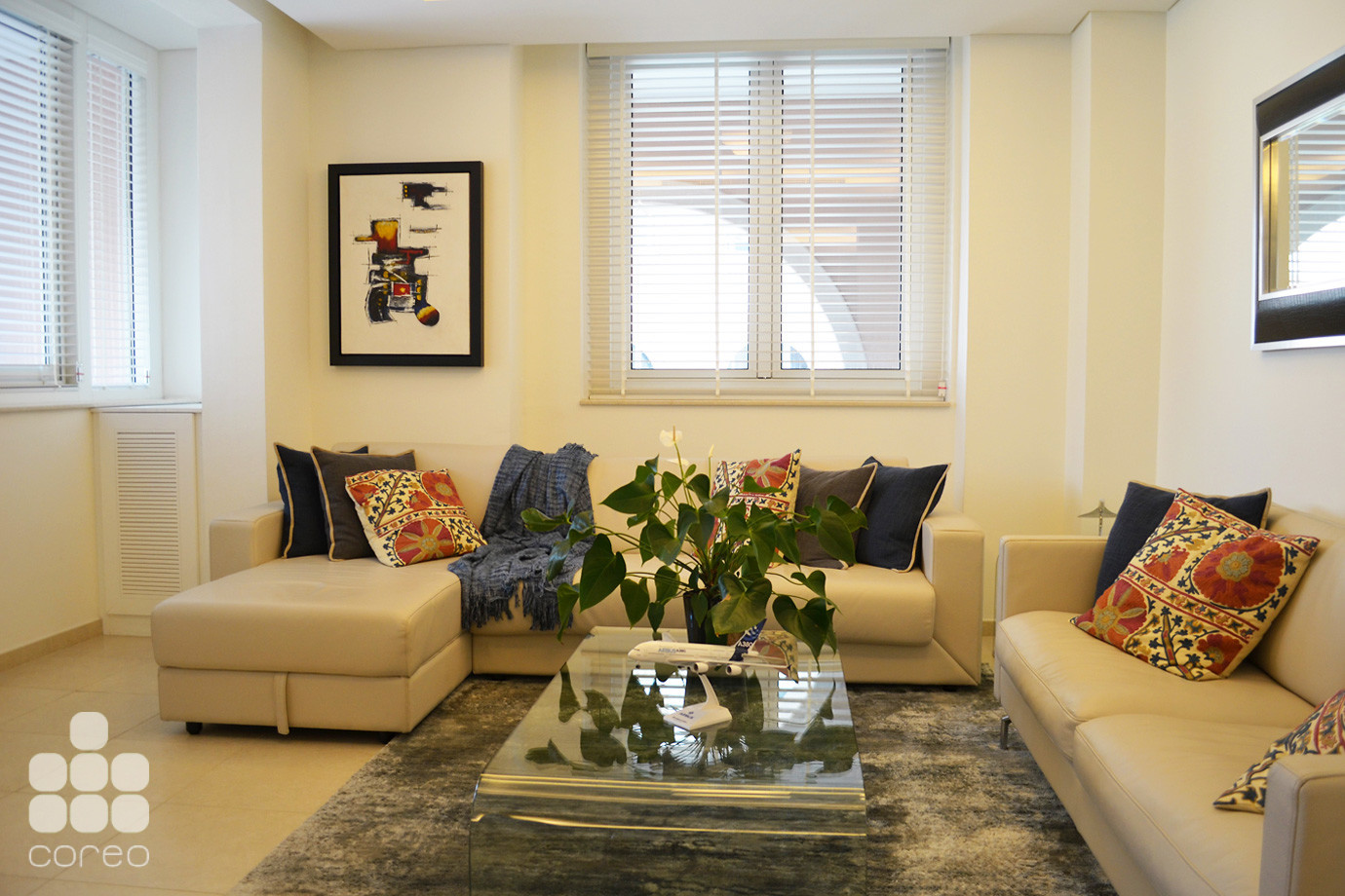 Modern style 1 bedroom for sale in vb23 the pearl doha qatar