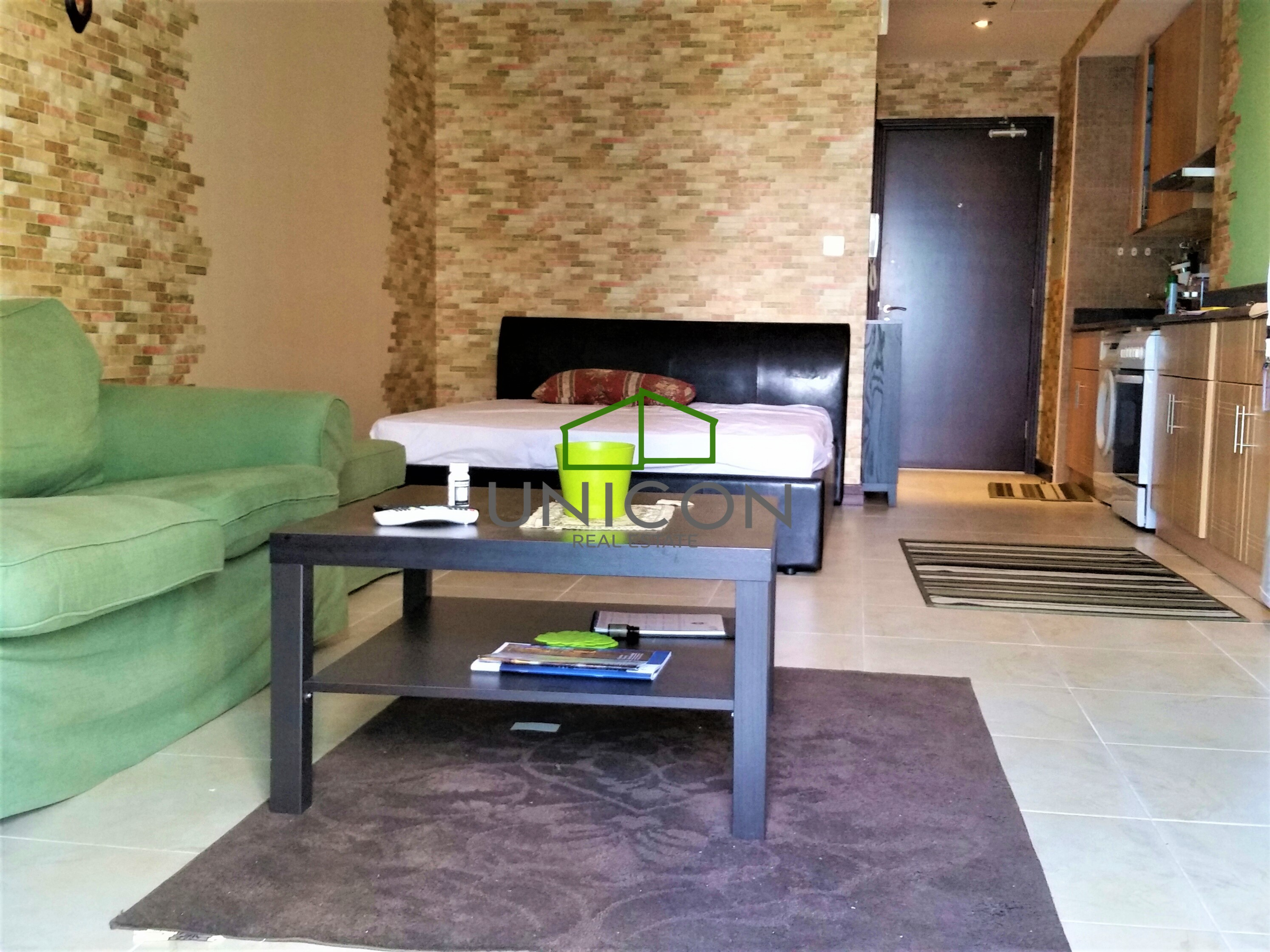 Furnished /Unfurnished Studio Gold Crest Views,JLT - myUAEguide.com