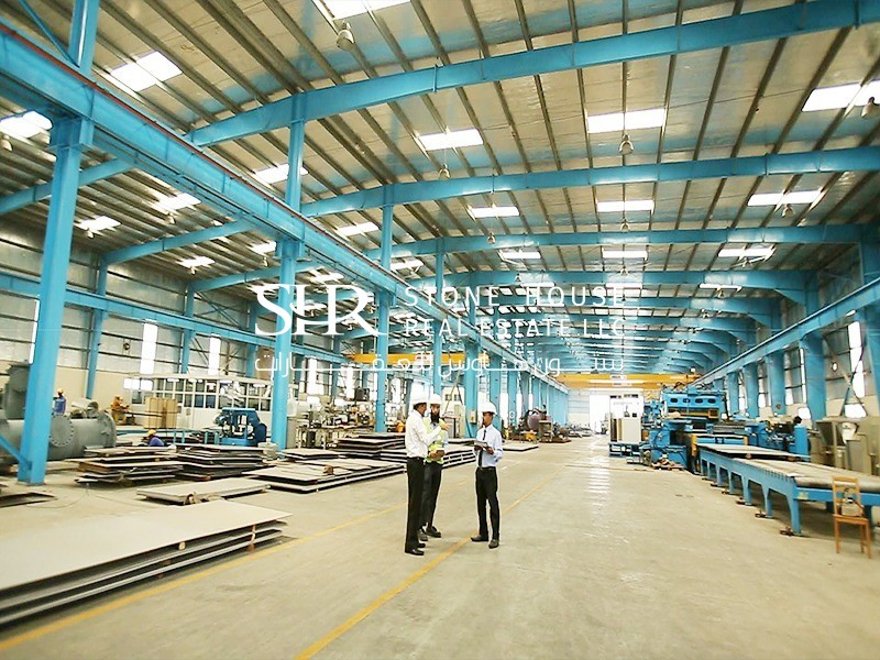 DIC STAINLESS STEEL FACTORY WITH FULL FEATURES