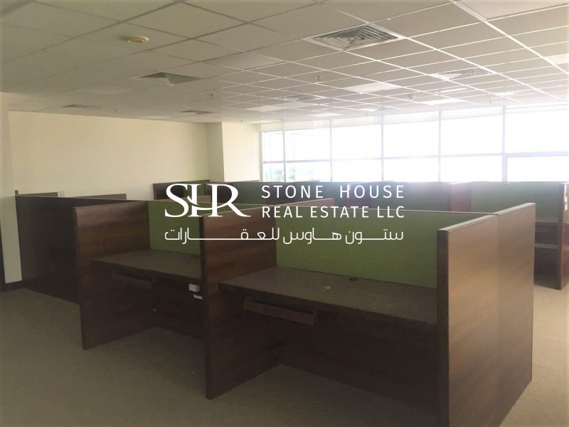 Fully Fitted |Partly Furnished Office|For Sale