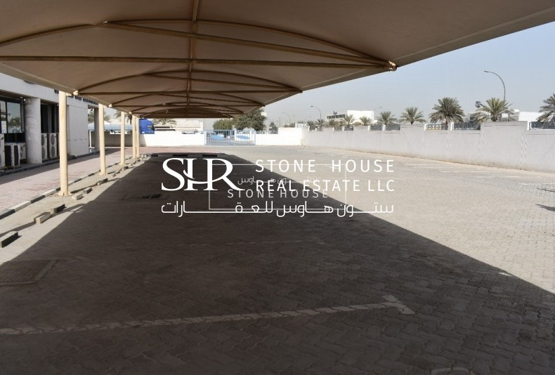 Jazfa North Commercial Industrial Warehouse Ready