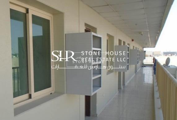 Jebel Ali Ind   New Rented Labor Camp 176 Rooms