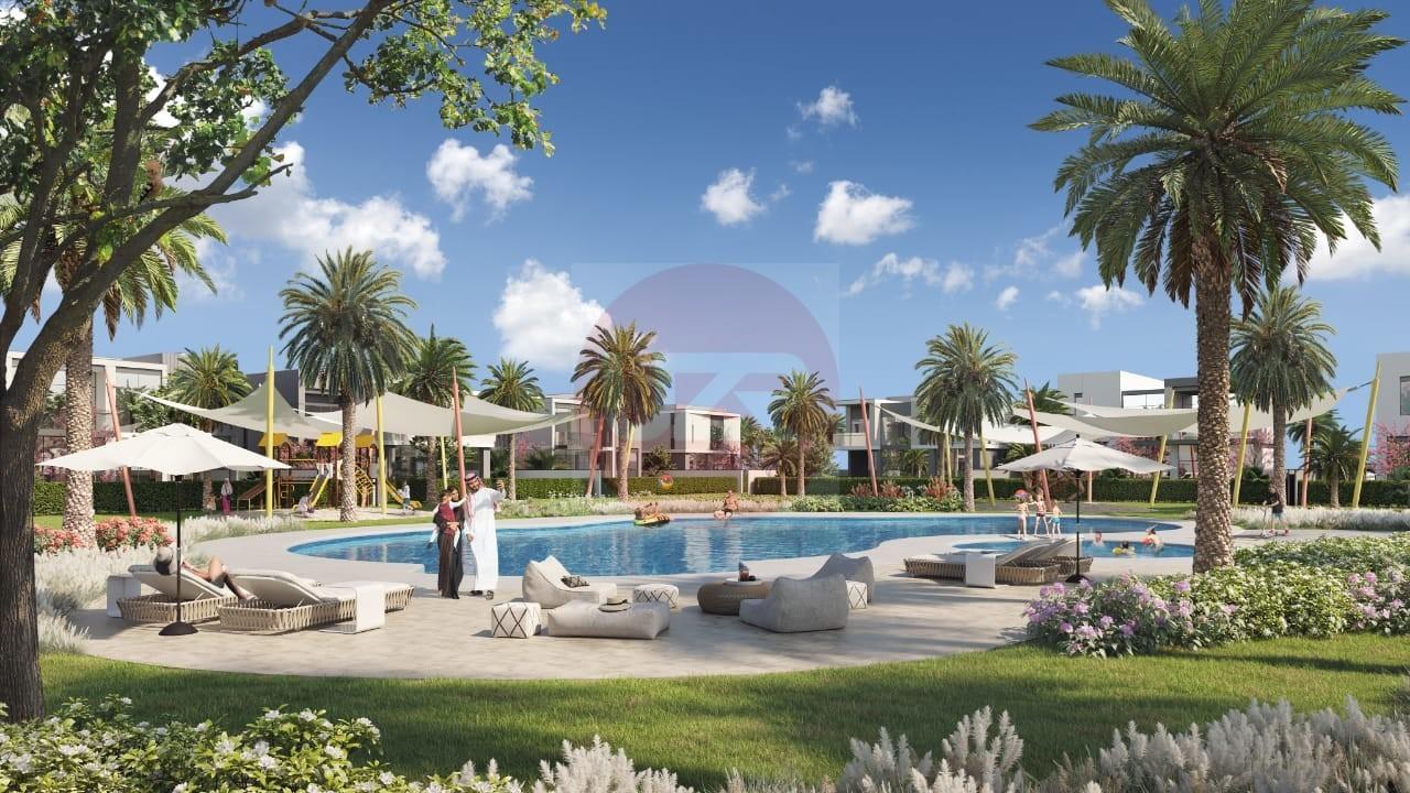 4 Bed + Maids Villa   Type B   Murooj Al Furjan