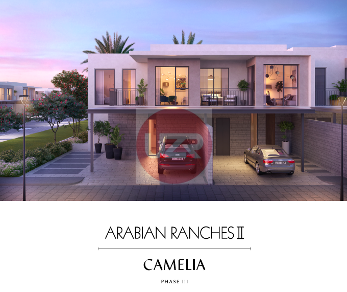 Camelia II | 4 bed | Corner | Biggest Plot