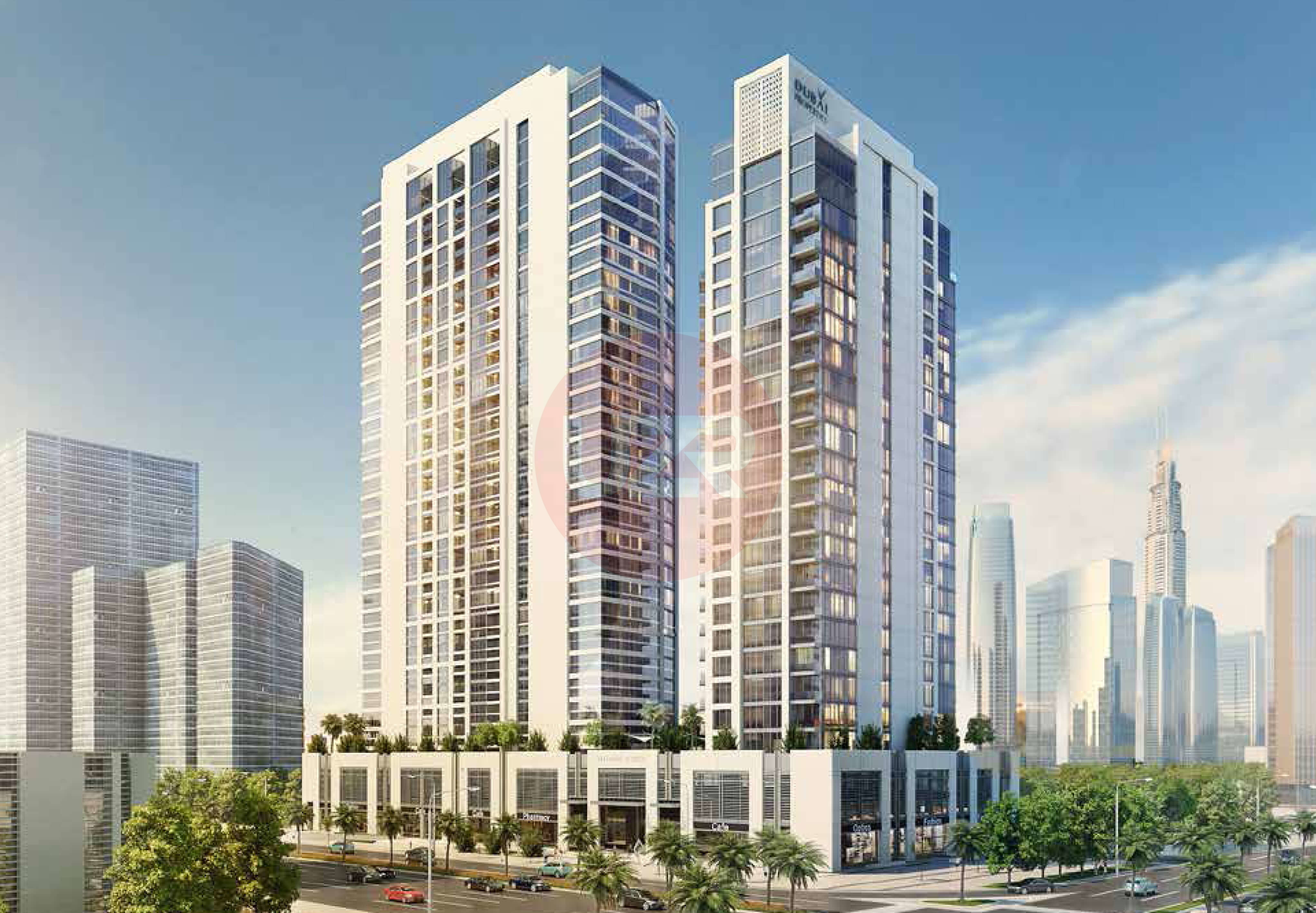 Ready to move | Burj View | 10% Booking