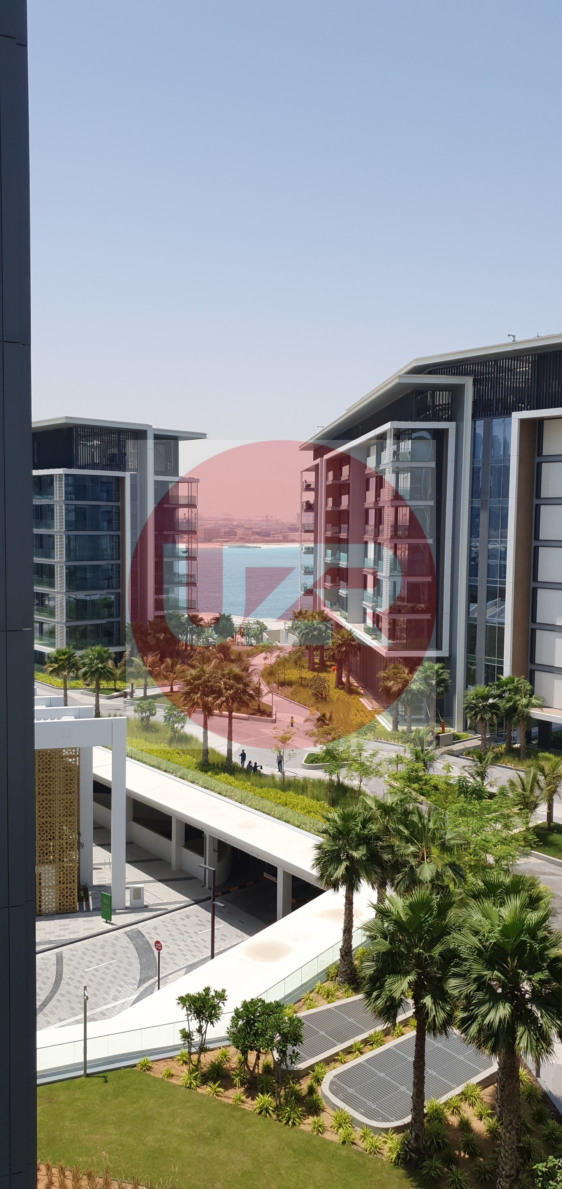 Stuning 1 Bed Partial Sea View Brand New