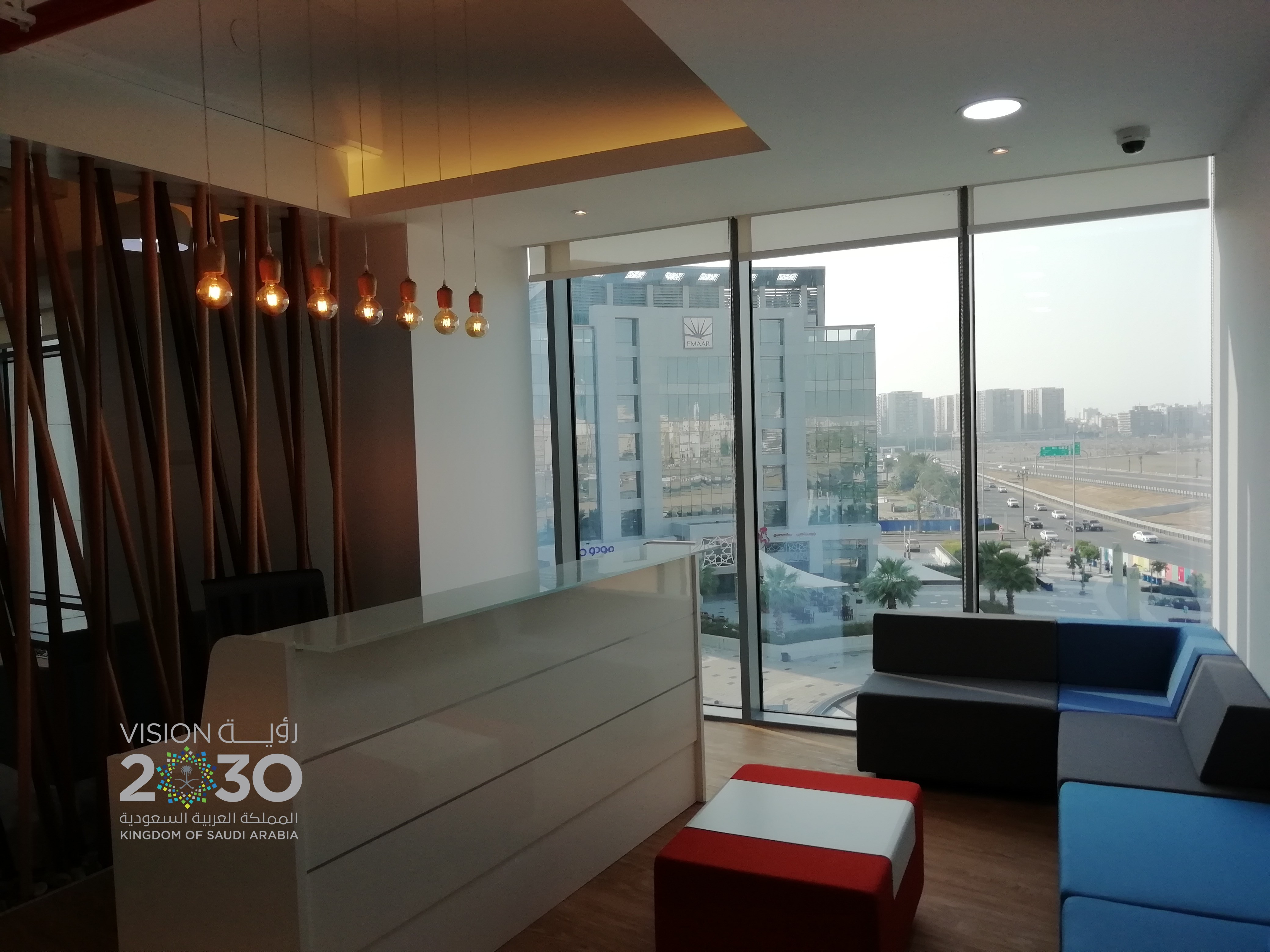 Variety of Services Office at  Emaar Square