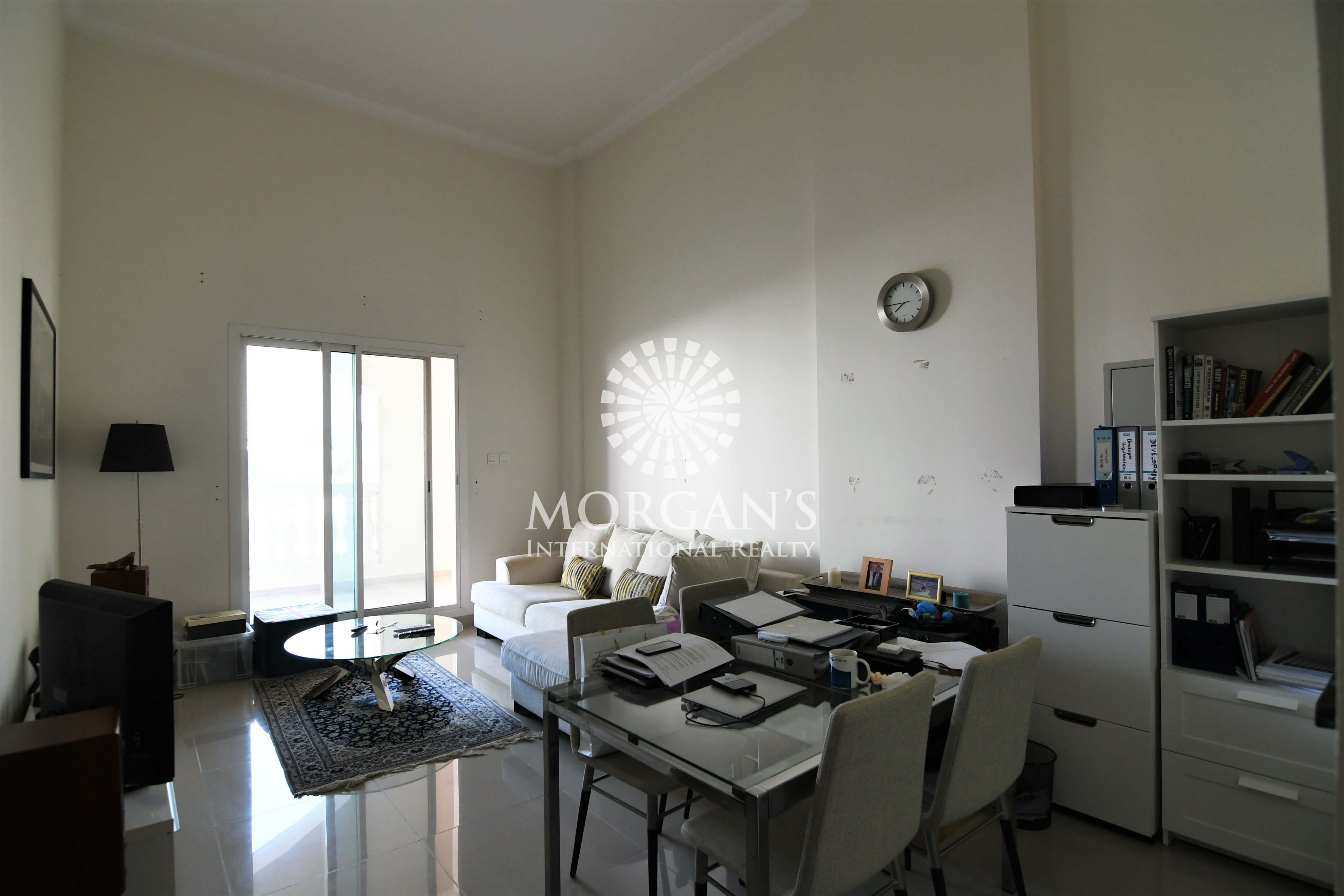 Spacious 1BR in Plaza Residences, JVC