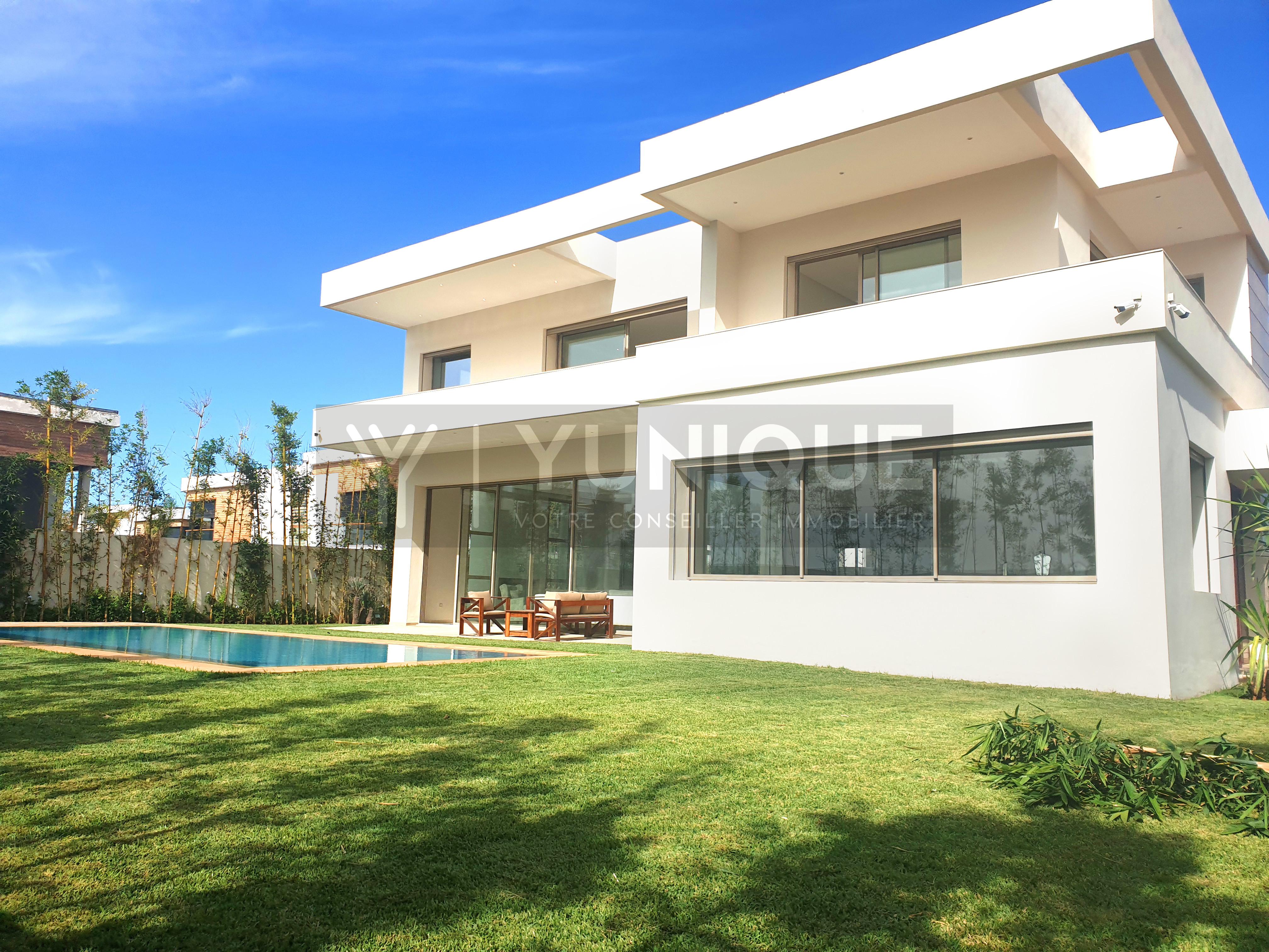 Villa à vendre Bouskoura