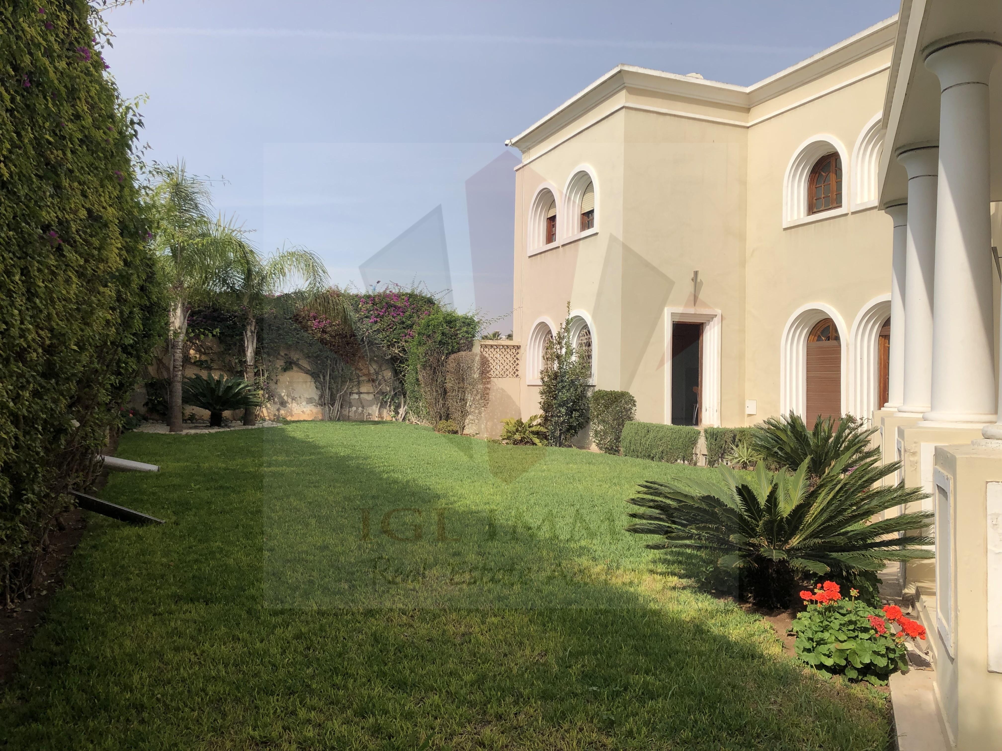 Vente <strong>Villa</strong> Casablanca Californie <strong>1170 m2</strong>