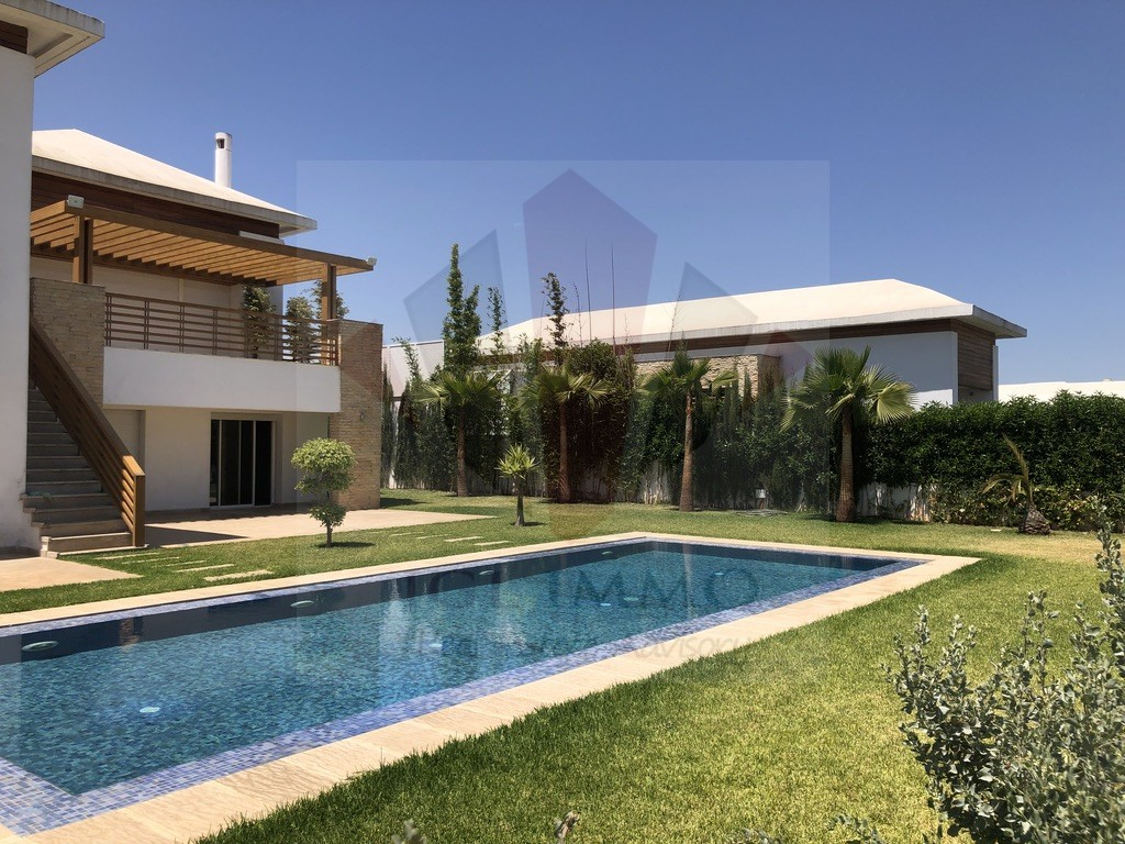 Villa à louer Casablanca