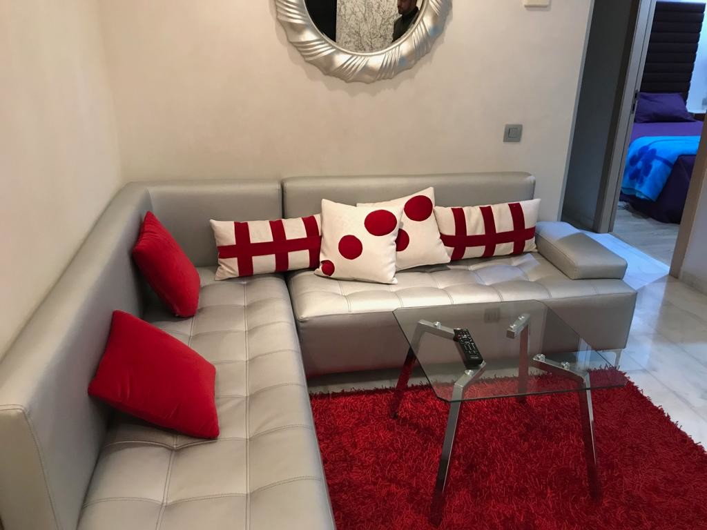 Location <strong>Appartement</strong> Rabat Hay Riad <strong>60 m2</strong>