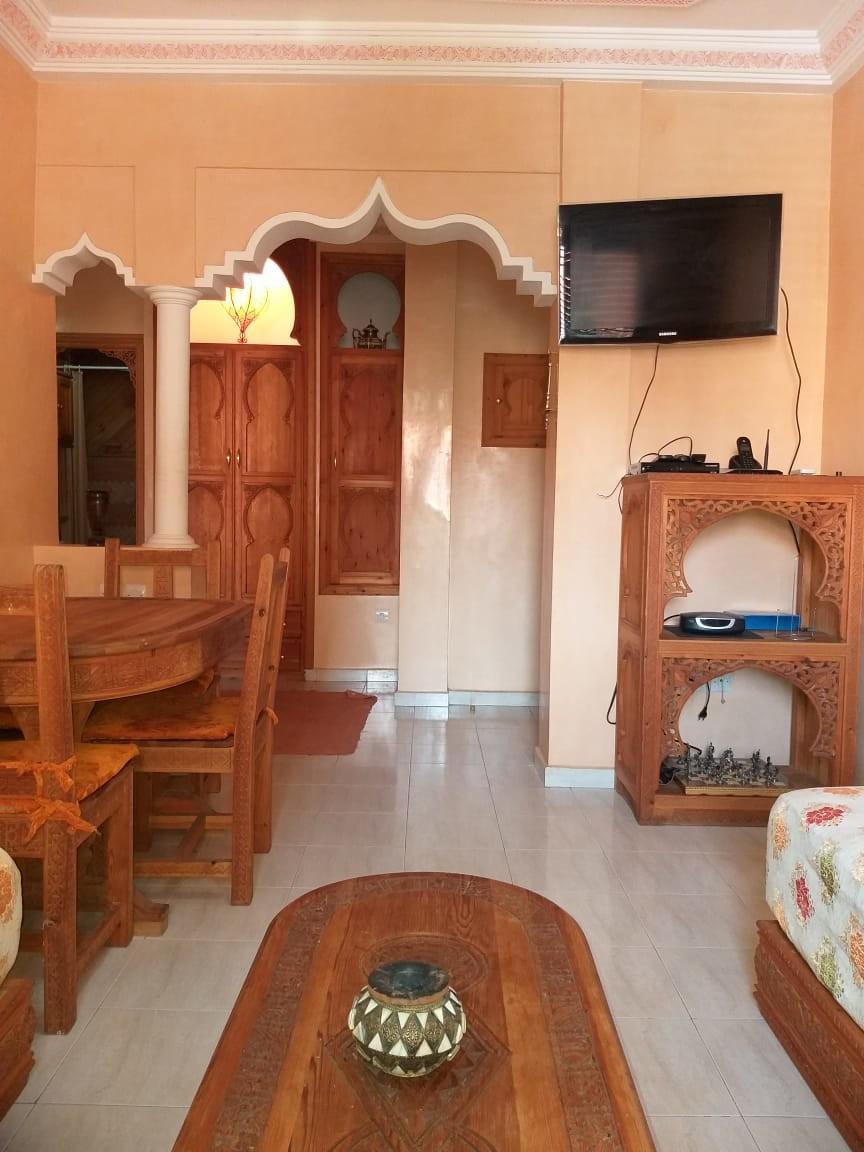 Vente <strong>Appartement</strong> Marrakech Route de Casablanca <strong>62 m2</strong>