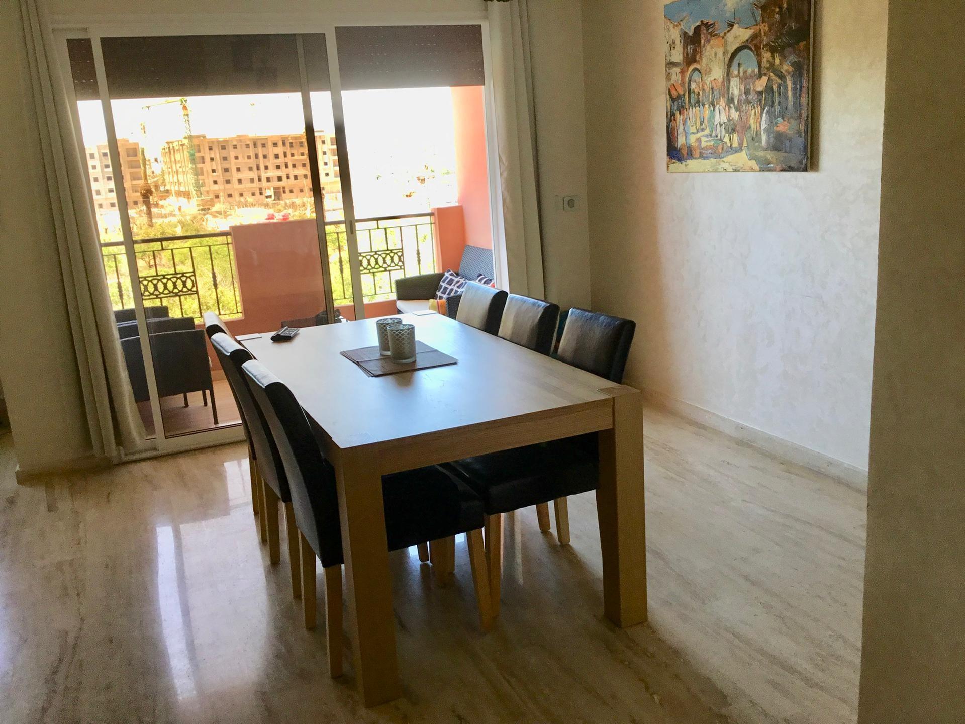 Vente <strong>Appartement</strong> Marrakech Route de Safi <strong>91 m2</strong>