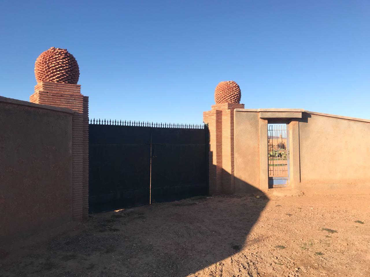 Entrepot / Usine / Ferme à vendre Marrakech