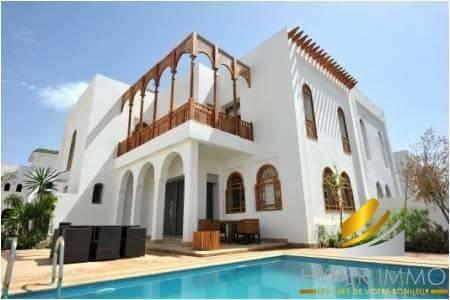 Villa à louer Fes Route d'Imouzzar