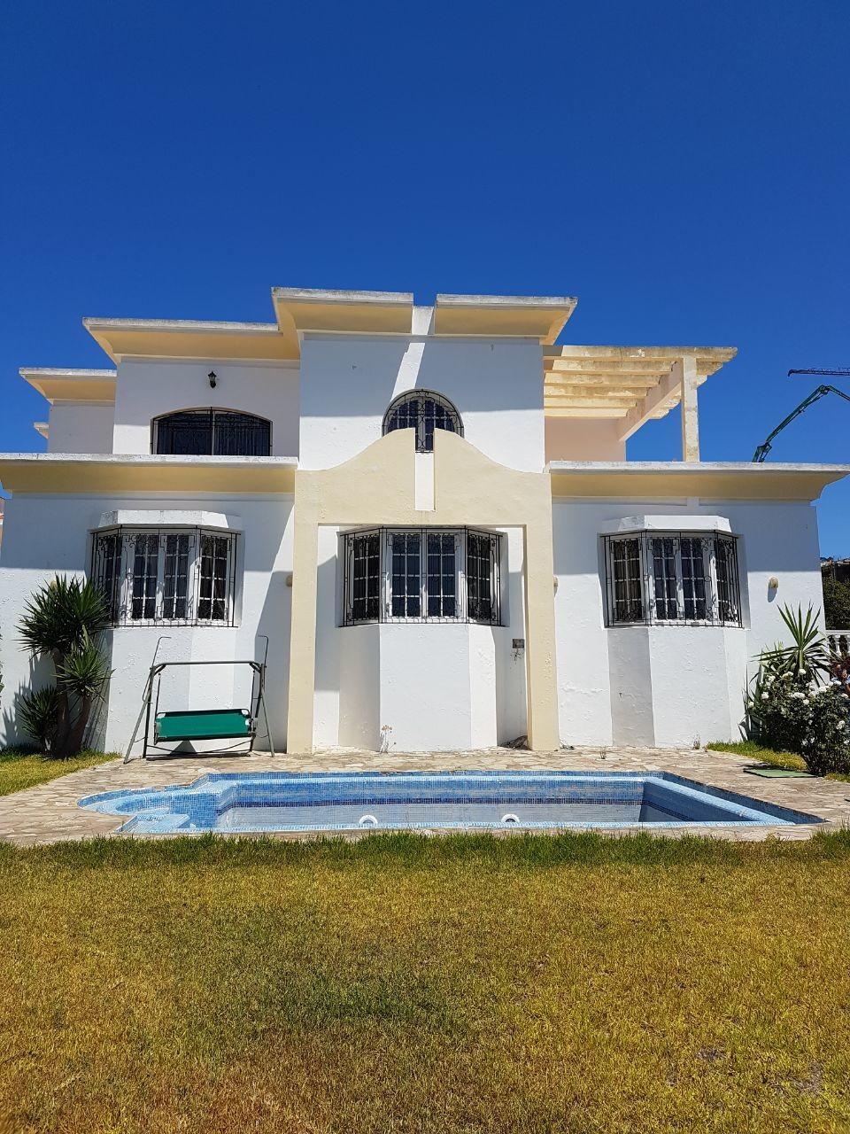 Villa à vendre Tanger Boubana