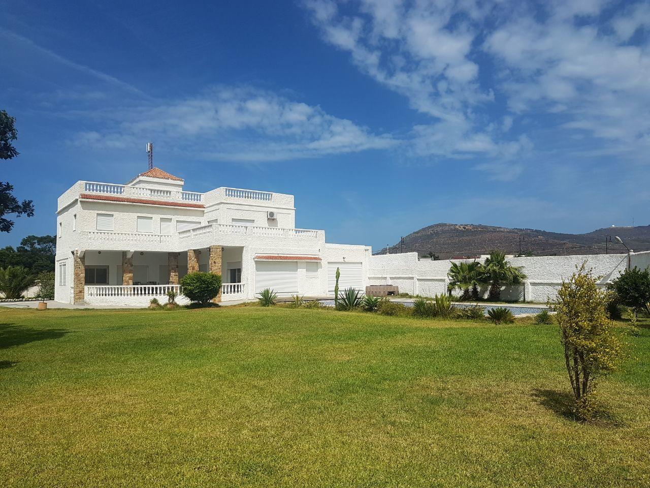 Villa à vendre Tanger Achakar