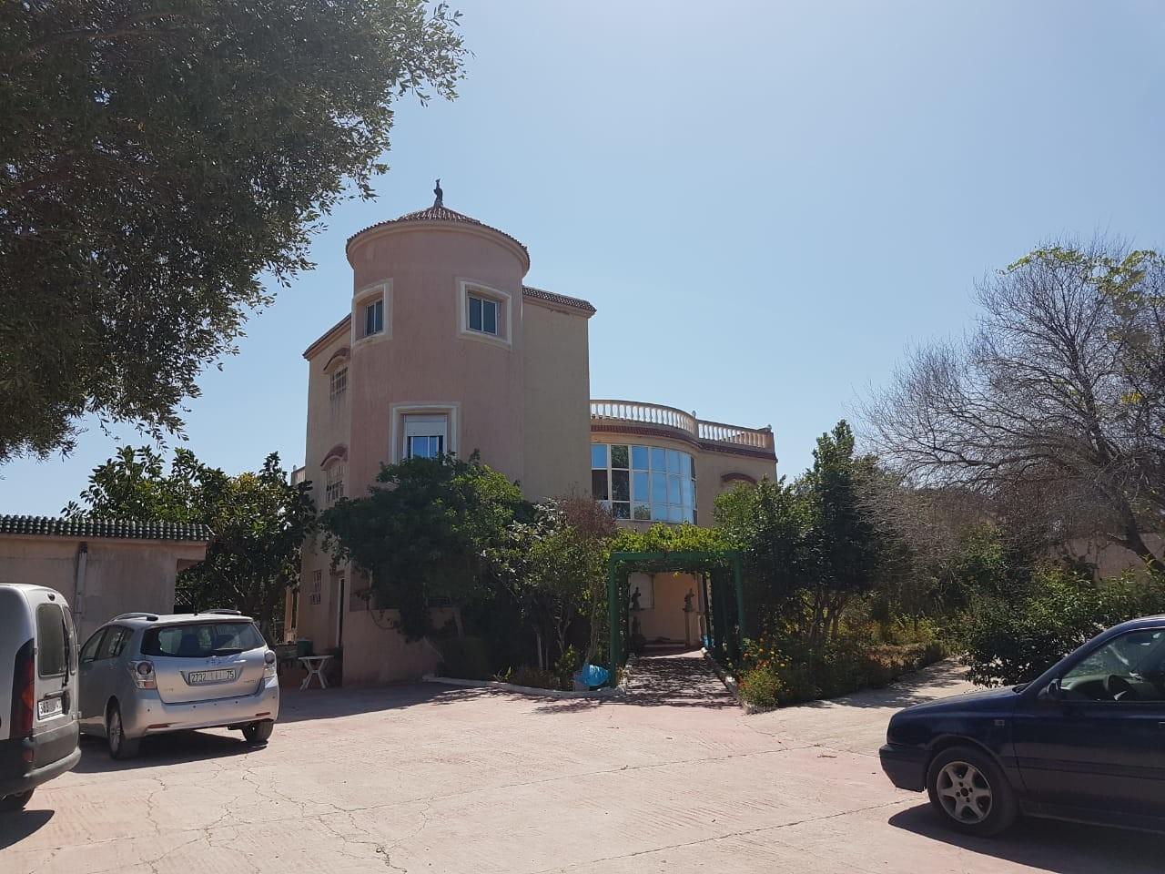 Villa à vendre Tanger ROUTE SIDI KACEM
