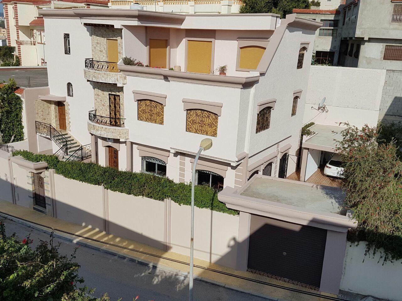 Villa à vendre Tanger Val Fleuri