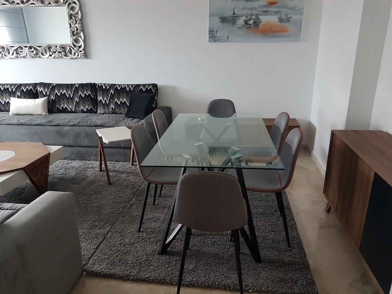 Appartement à vendre Tanger Corniche