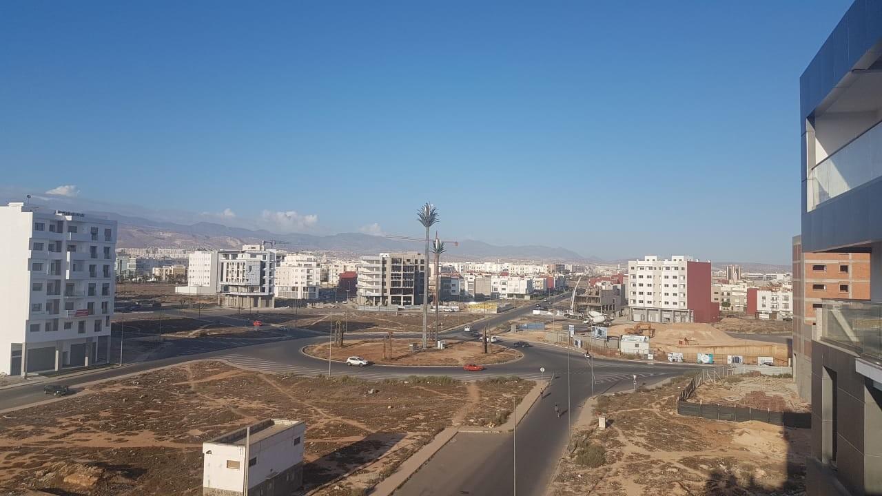 Quartier haut founty Agadir