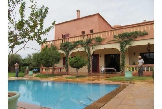 Villa à louer Marrakech Ecole americaine