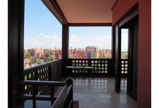 Appartement à louer Marrakech Guéliz