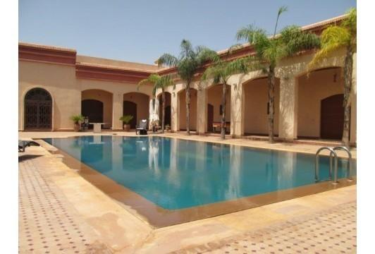 Villa à vendre Marrakech Route de Fès