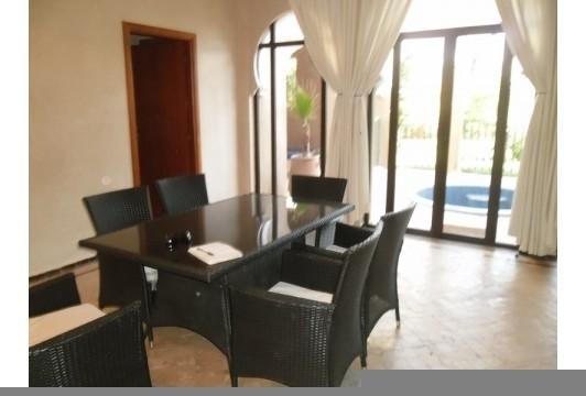 Villa à louer Marrakech Route de Fès