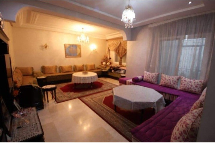 Duplex à louer Tanger Val Fleuri