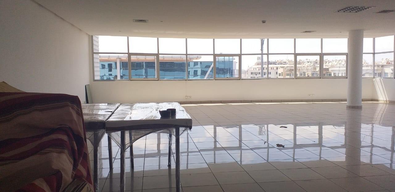 Location <strong>Bureau</strong> Casablanca Abdelmoumen <strong>147 m2</strong>