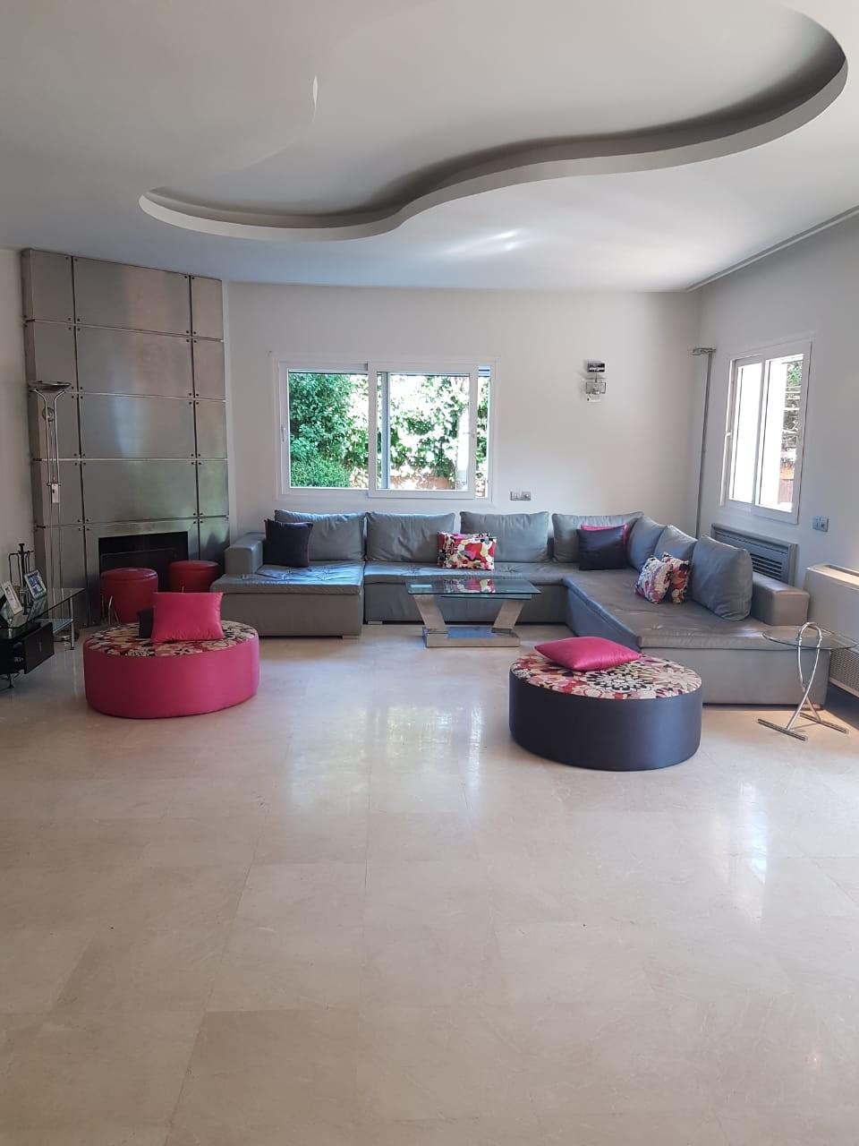 Vente <strong>Villa</strong> Casablanca Ain Diab <strong>390 m2</strong>