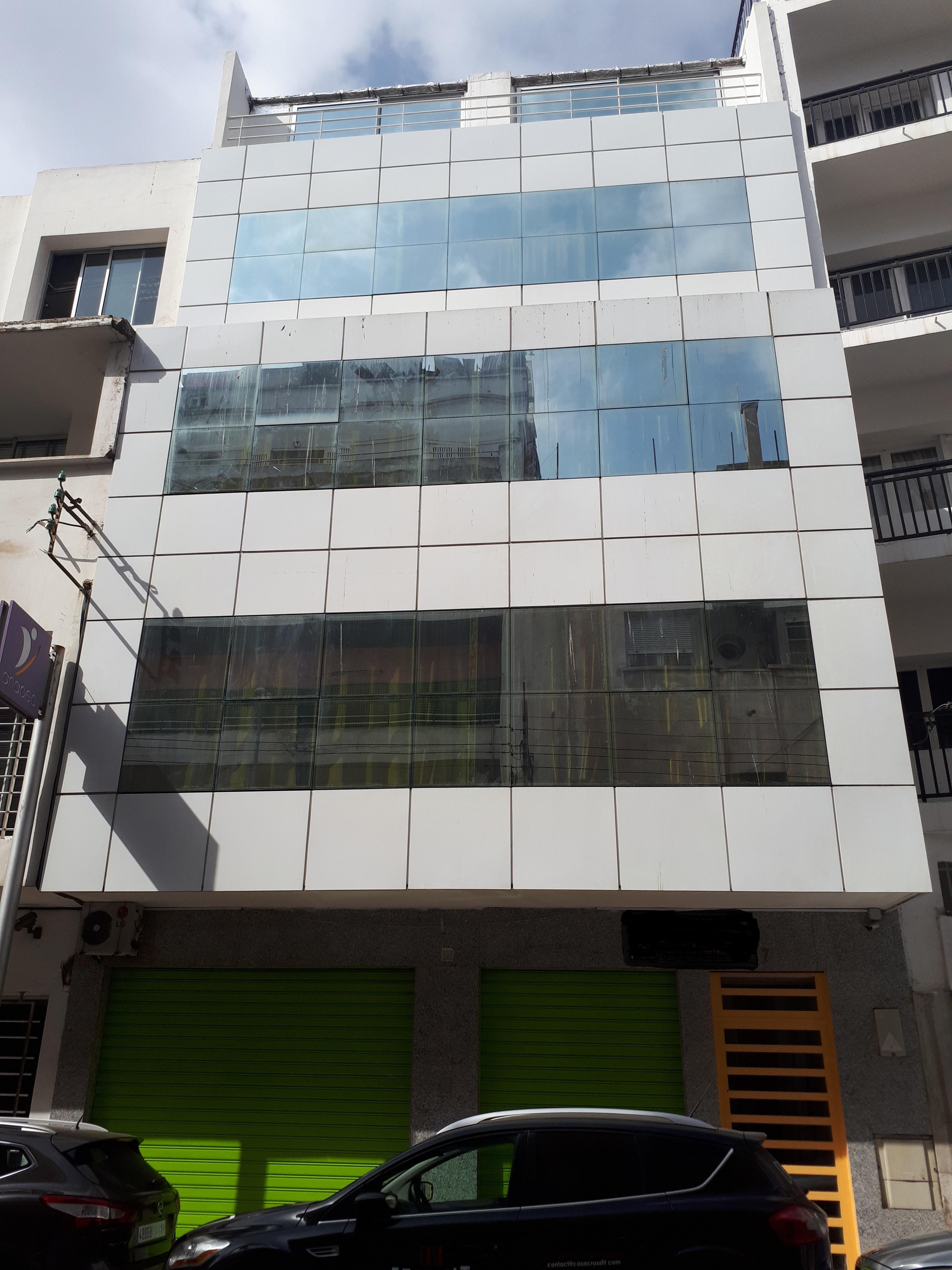Vente <strong>Bureau</strong> Casablanca Centre Ville Casablanca <strong>360 m2</strong>