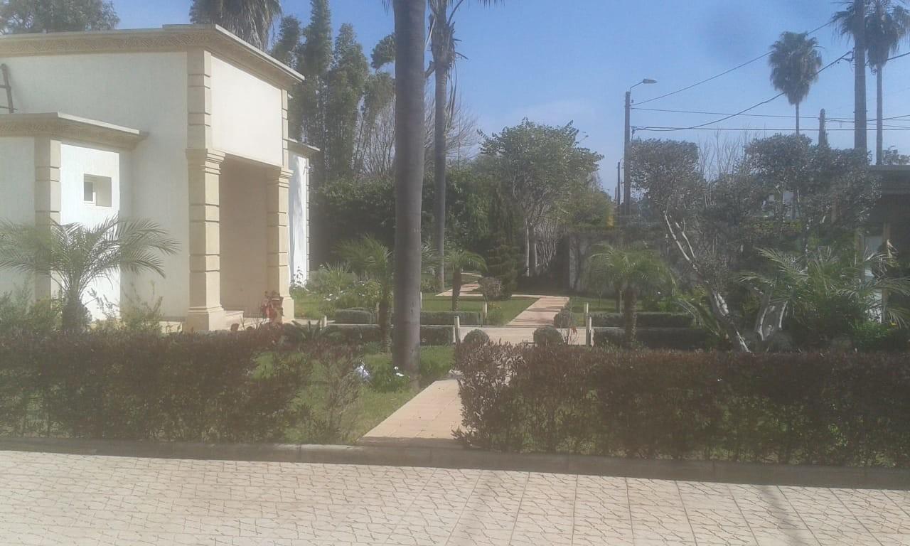 Vente <strong>Villa</strong> Rabat Souissi <strong>2000 m2</strong>