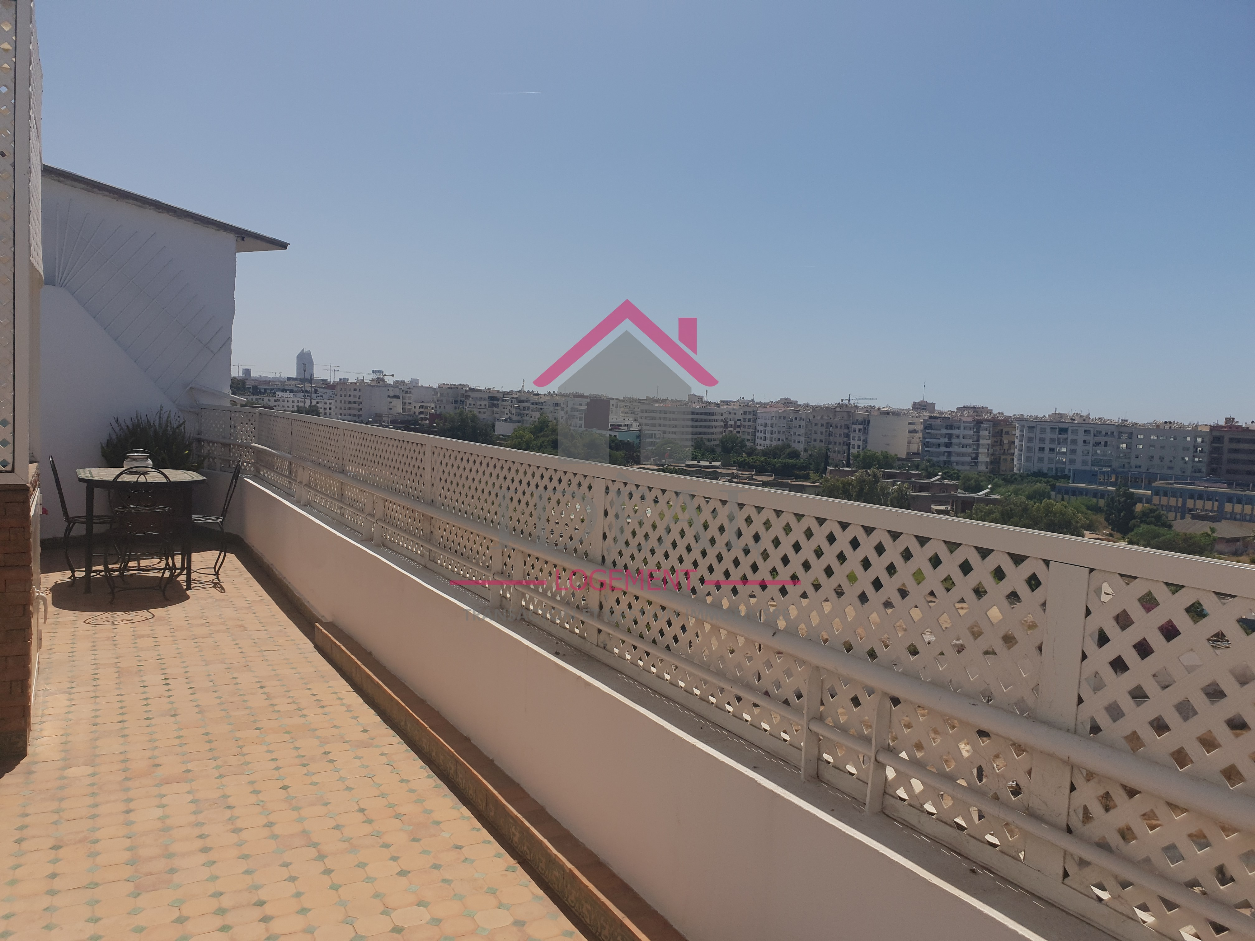 Vente <strong>Appartement</strong> Casablanca Maarif Extension <strong>172 m2</strong>