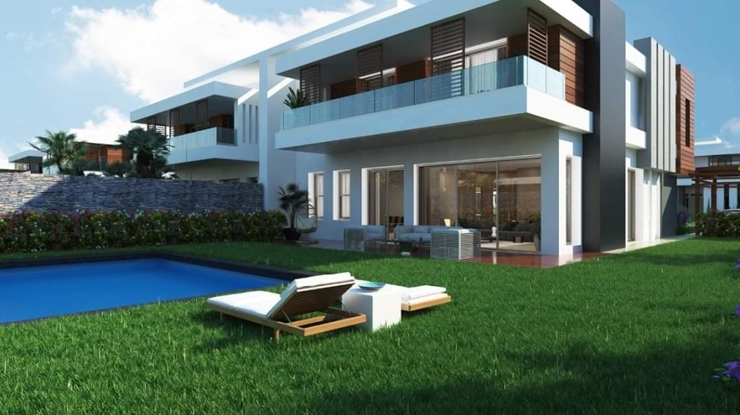 Vente <strong>Villa</strong> Casablanca Bouskoura <strong>600 m2</strong>