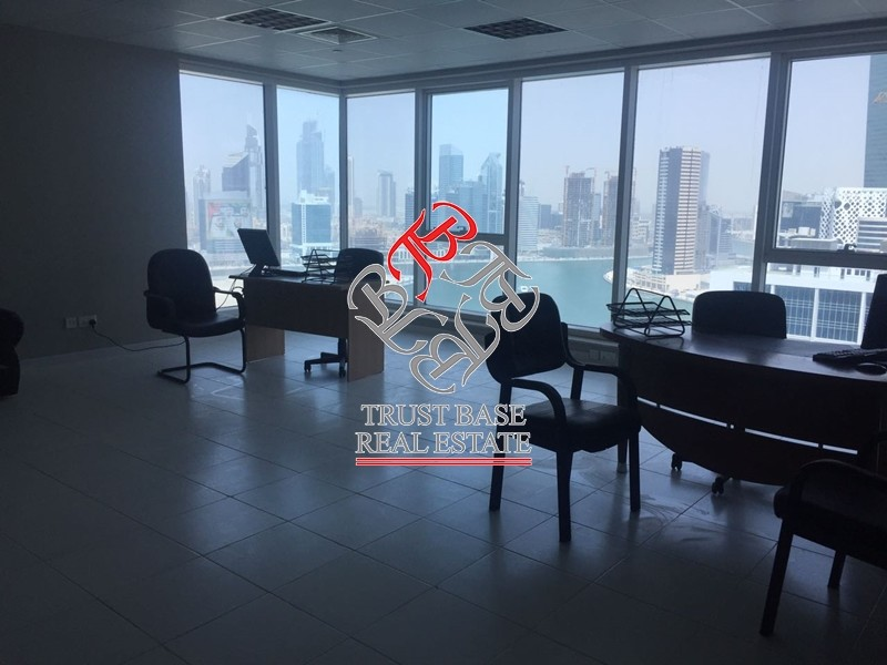 fitted-office-in-churchill-tower-for-sale
