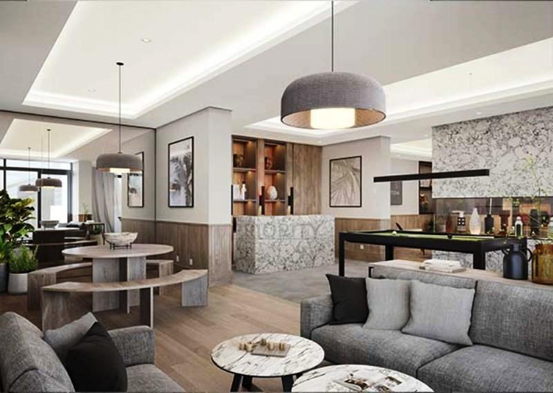 Kitchen Equipped 1 Bedroom Belgravia Square
